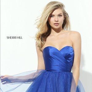 Style #50657 - Sherri Hill (Short)